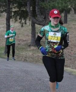 Running on Happy | Kiss Me I'm Irish 10K