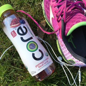 CORE Organic | Product Review | Hydration | Running on Happy