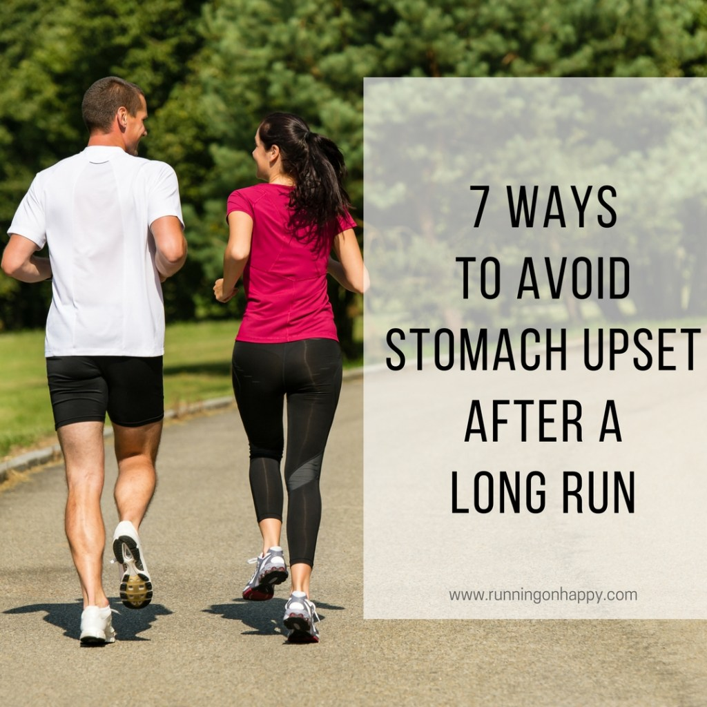 7 Ways to Avoid Stomach Upset After a Long Run | Training Tips | Running Coaches' Corner | Running on Happy