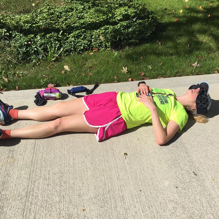 Marine Corps Marathon Training: Week 15 | Running on Happy