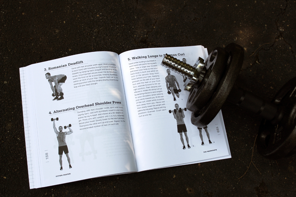 Fitter Faster: A Book Review | Running on Happy