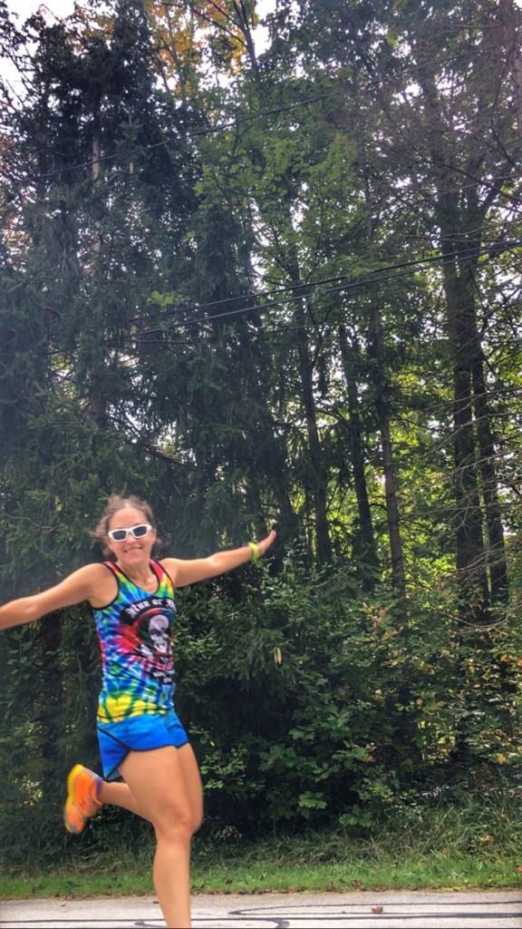 The Return of Summer Running {Marine Corps Marathon Training: Week 13} | Running on Happy