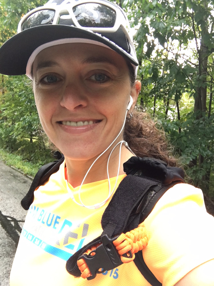 Exploring the Towpath {Marine Corps Marathon Training: Week 12} | Running on Happy
