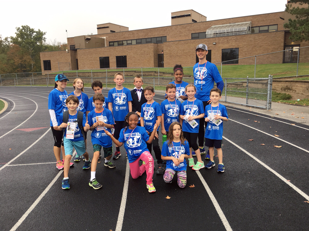 Coaching Kids Run the Nation | Running on Happy