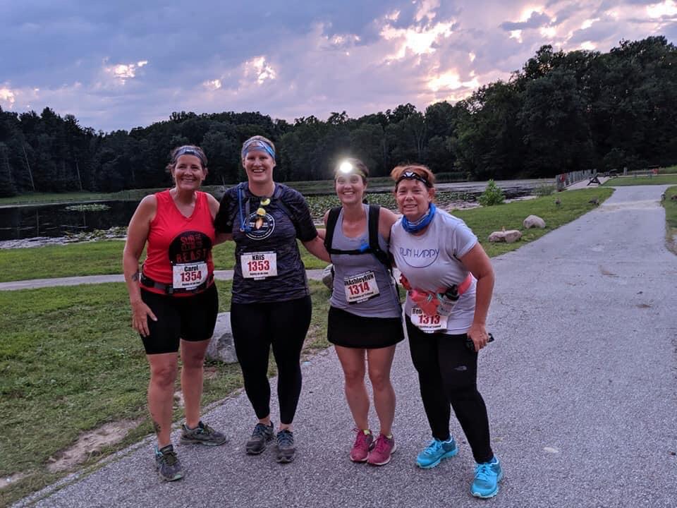 Burning River Endurance Runs and Relay Race Recap 2019   Running on Happy