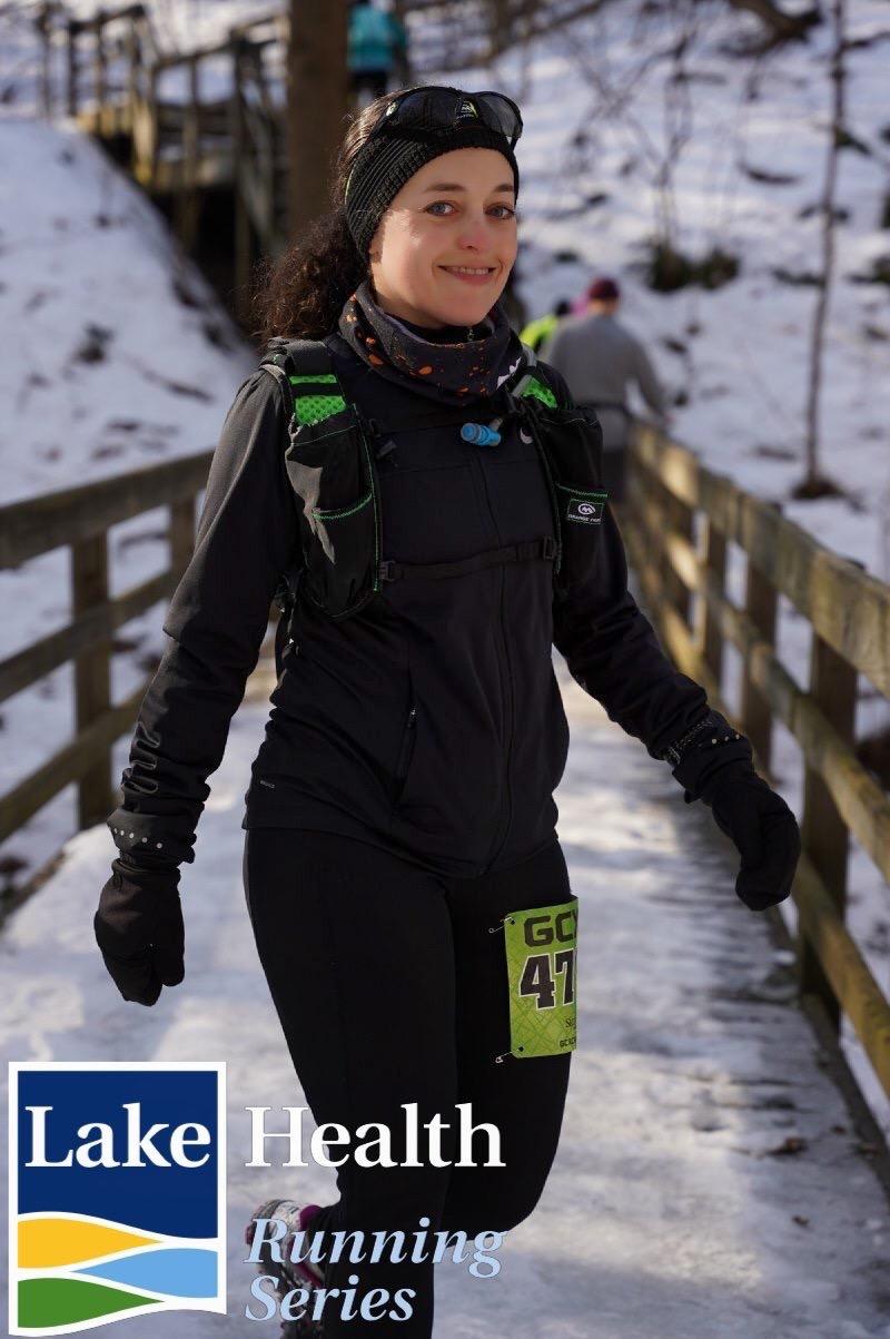 Olde Girdled Grit Trail Half Marathon Recap | Running on Happy