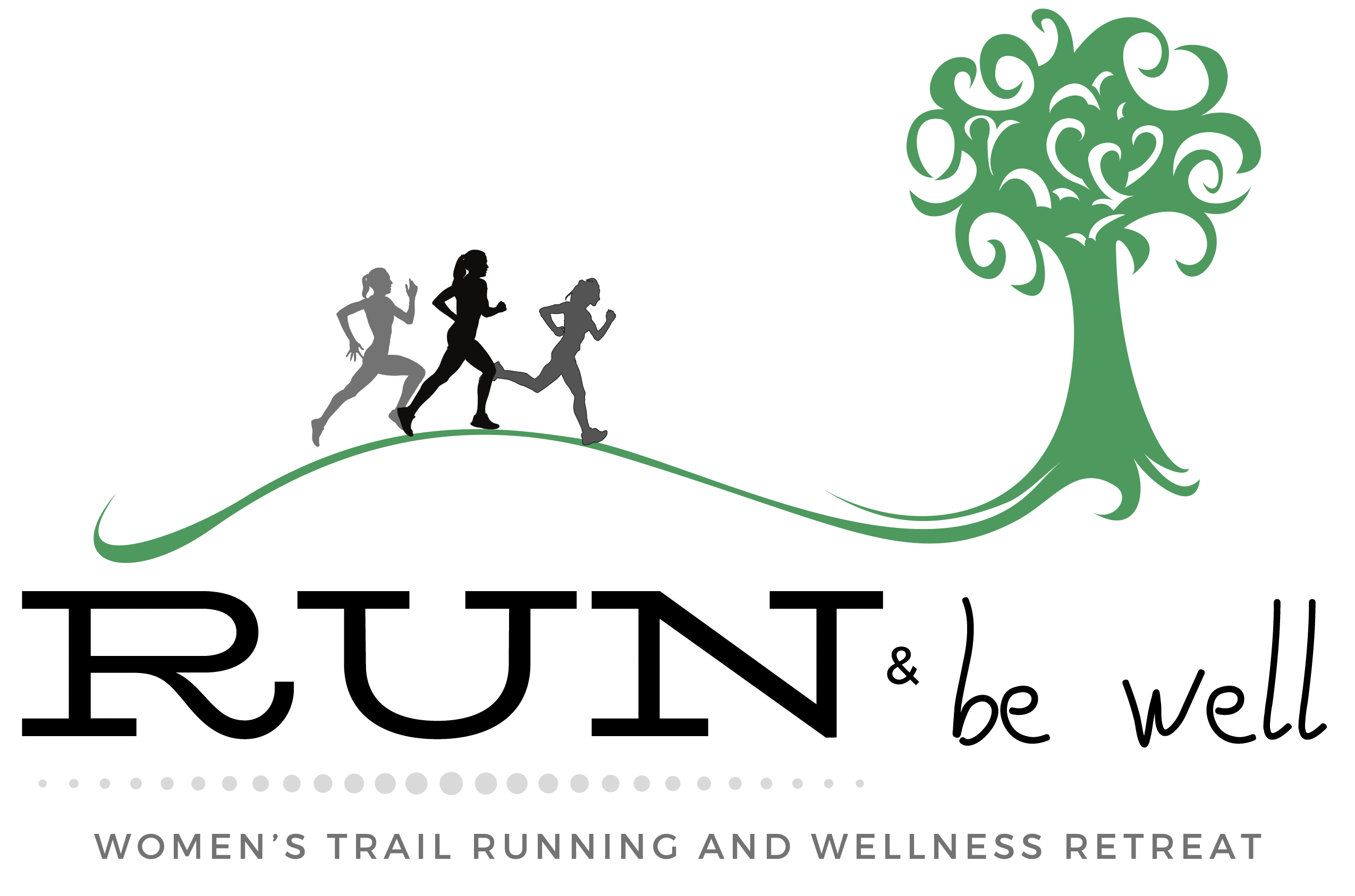 Run & Be Well | Women's Trail Running and Wellness Retreat | Running on Happy