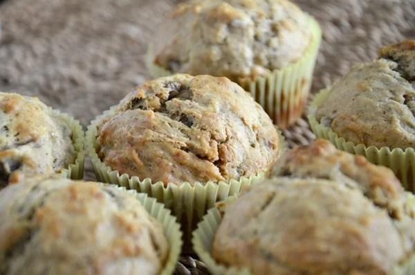 Vegan Muffin | Running on Real Food