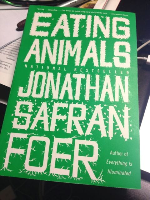 Eating Animals Jonathan Safran Foer