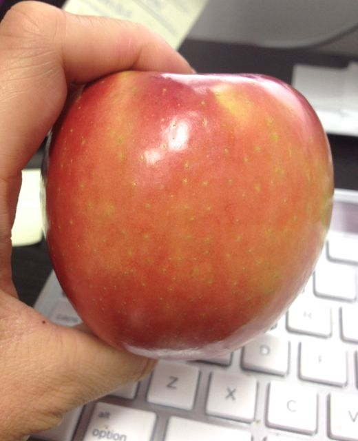 An Apple a Day | Running on Real Food