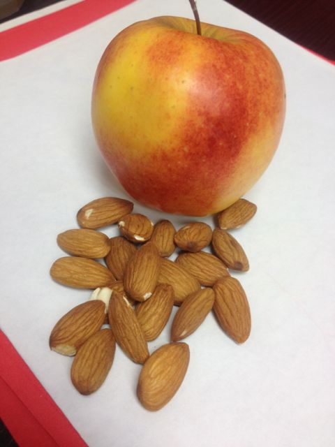 Easy, healthy whole food snack.