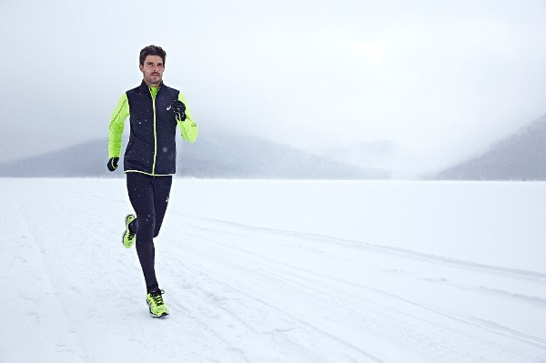 ASICS' wintercollectie