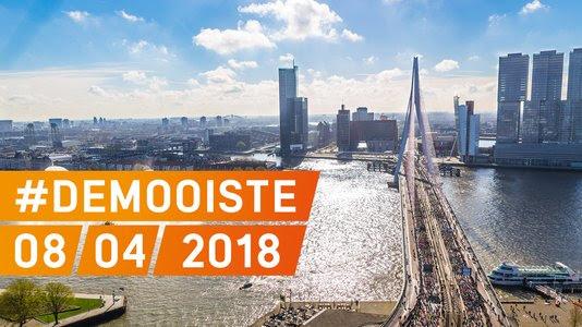 Marathon Rotterdam #demooiste