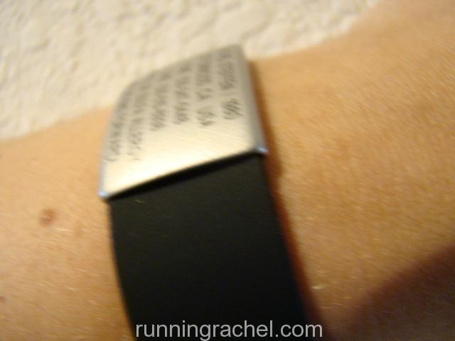 Safety First with Road ID - Running Rachel