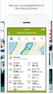 Endomondo 169x300 Burn Off The Xmas Calories With The Best Running Apps for your iPhone