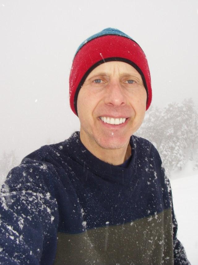 Brett Wilcox On Picnic Rock