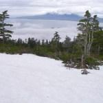 Mt. Edgecumbe from Harbor Mountain