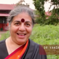 Dr. Vandana Shiva: Who Feeds The World? Celebrate the Small Farmer