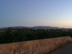 On the way to Silves