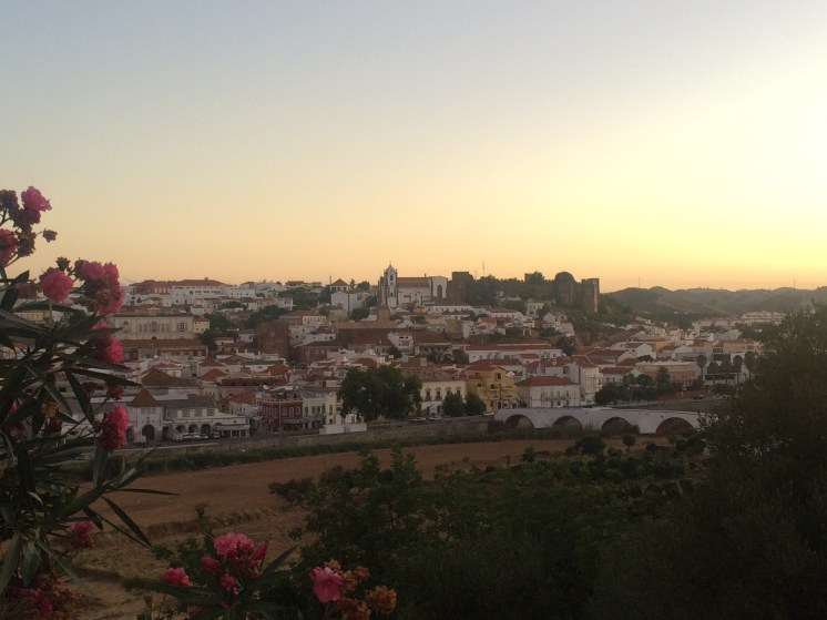 Silves at sunrise