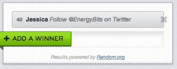 ENERGYbits Winner