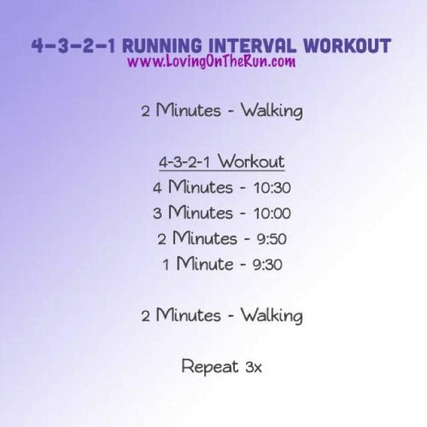 4321 Workout
