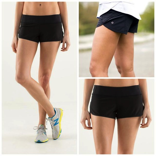 Speed Shorts LuLu Lemon
