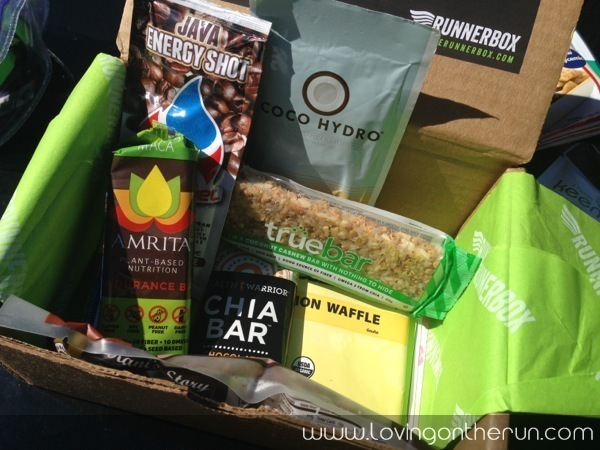 Runner Box Contents 2