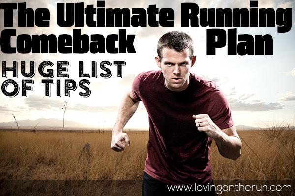 Ultimate Running Comeback Plan