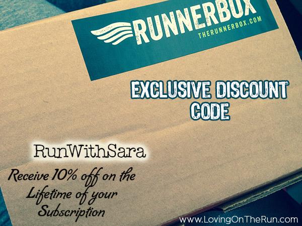 RunnerBox Discount Code