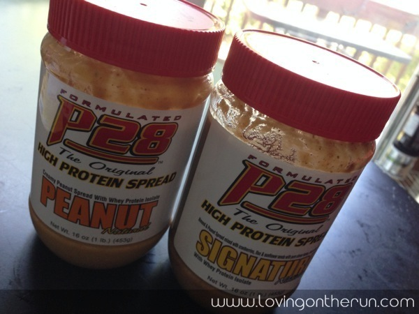 P28 High Protein Spreads