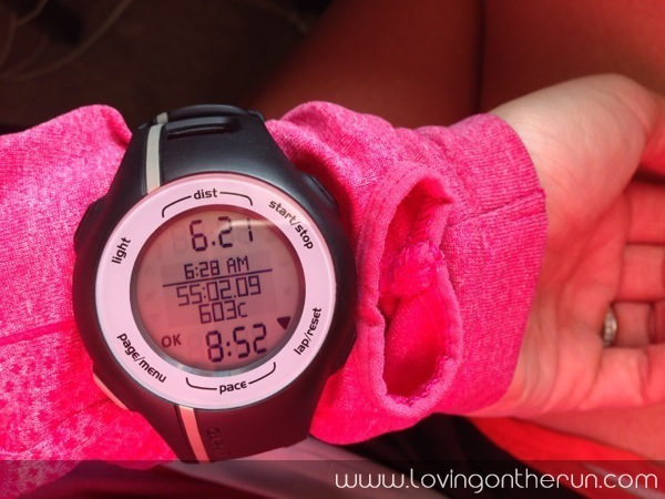 6 Mile Morning Run