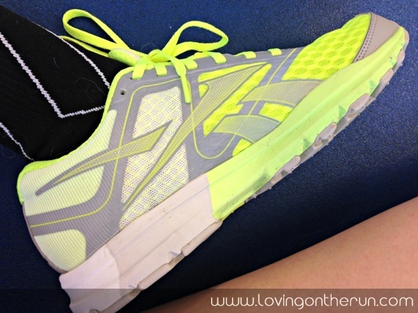 Reebok ONE Cushion Workout