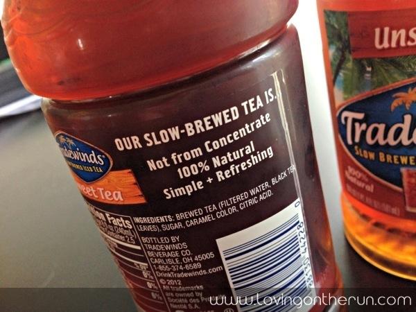 Tradewinds Tea Back