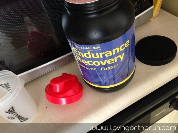 Endurance Recovery