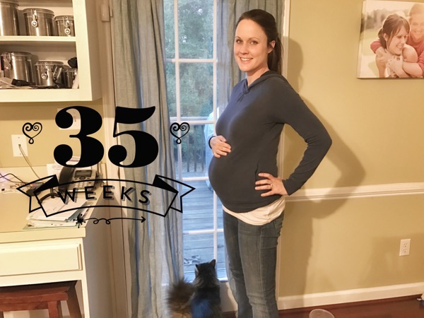 running and pregnancy 35 weeks
