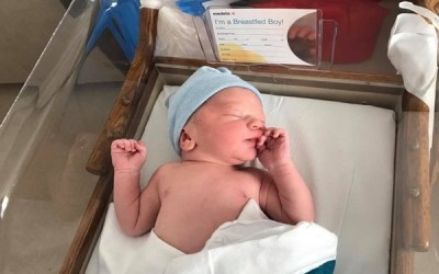 Welcome to the World Easton!