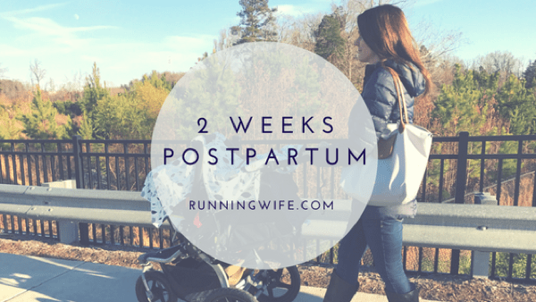 2 Weeks Postpartum