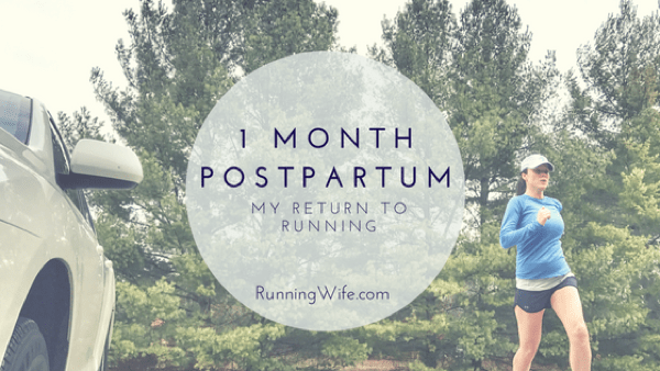 1 Month Postpartum