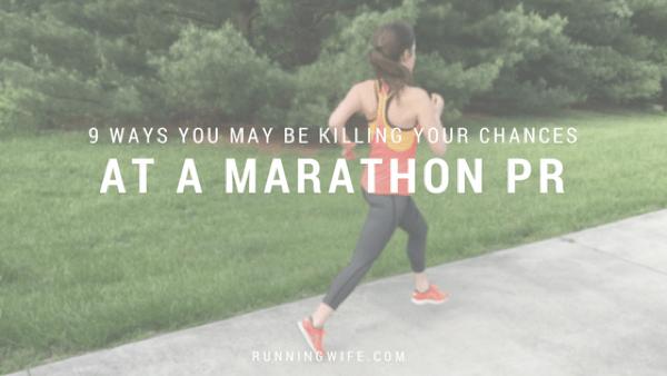 Marathon PR