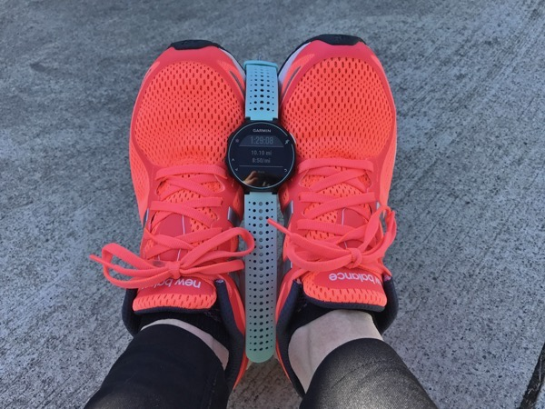 Boston Marathon Week 4 Long Run