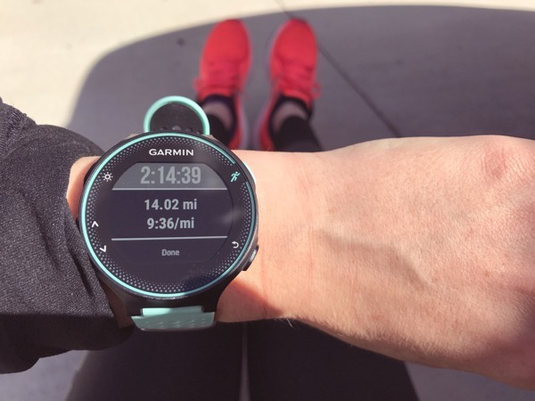 Week 3 Long Run
