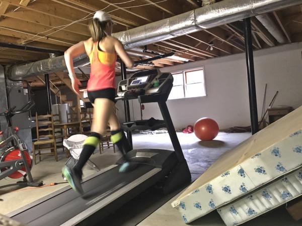 Boston Marathon Week 5 Hill Sprints