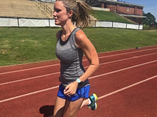 5k Track Workout