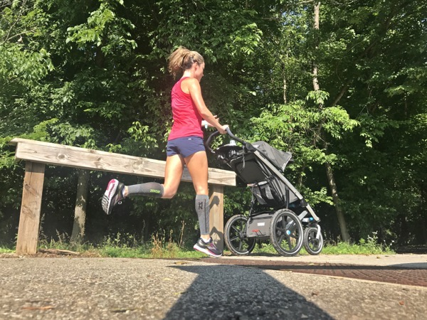 Finding Speed Postpartum {5k Training Week 2}