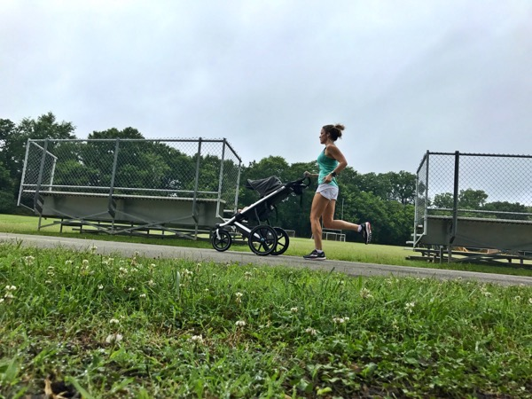 5k Training Postpartum Week 2