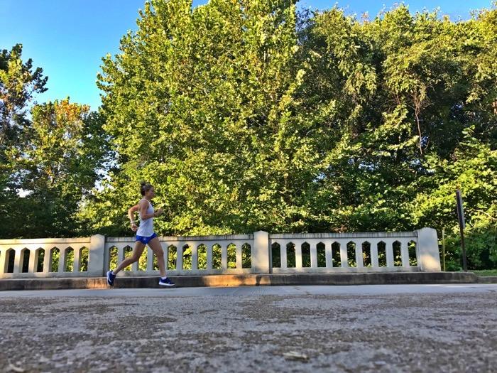 35 Mile Running Week