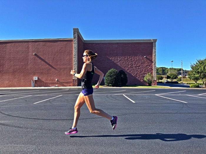 Marathon Training Log: Week 5