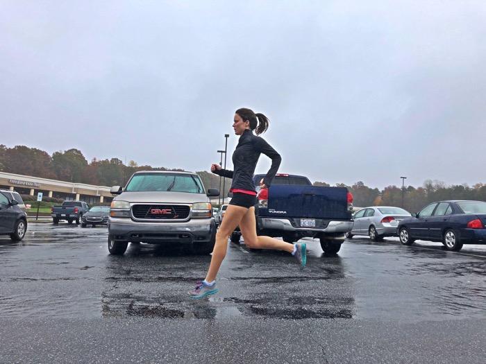 Marathon Training Log: Week 8