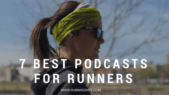 7 of the Best Podcasts for Runners